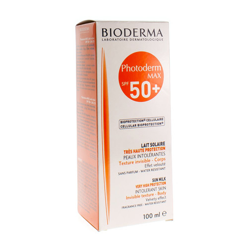 Bioderma Photoderm Bio Max Lait Spf50+  100 Ml