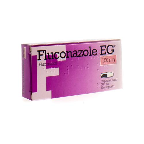 Fluconazole EG 150 Mg (1 Gelule)