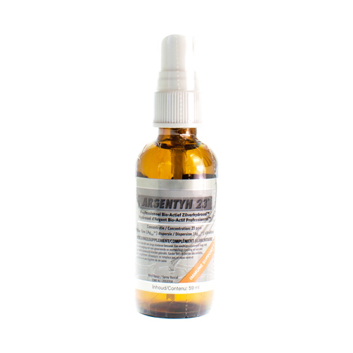 Argentyn 23 Mist Spray Nat.immuno 59ml