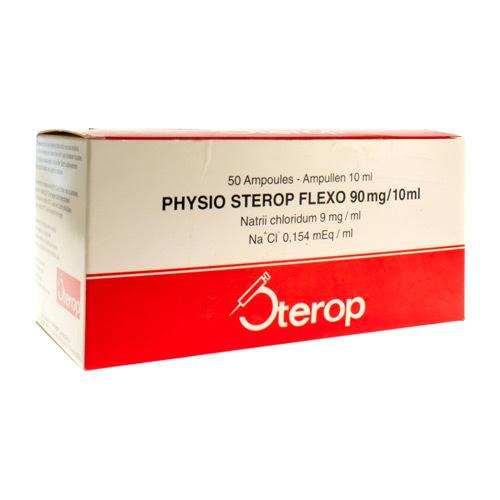 Physio Sterop Flexo 90 mg/10 ml 50