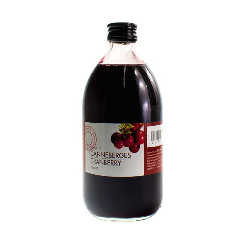 Revogan Cranberry Sirop 500Ml