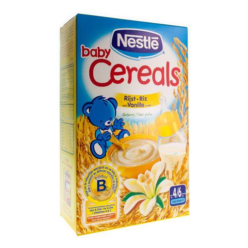Nestle Baby Cereal Riz-Vanille 500G