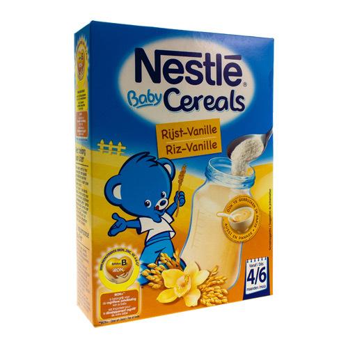 Nestle Baby Cereal Riz-Vanille 250G
