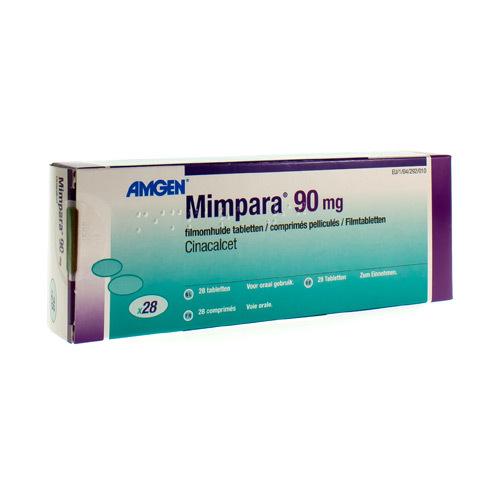 Mimpara 90 Mg (28 Comprimes)
