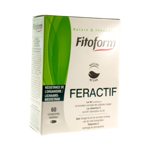 Feractif Bio 60 Comp