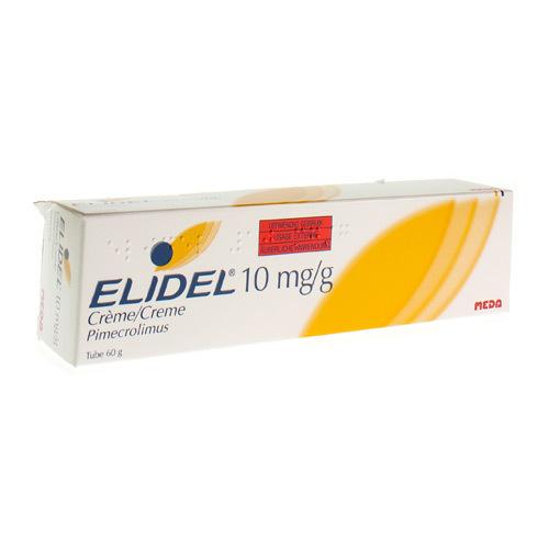 Elidel 10 Mg/G (60 Gram)