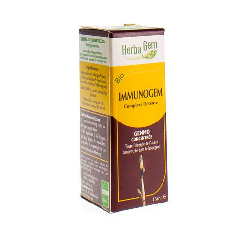 Herbalgem Immunogem Cplx Bio 15Ml