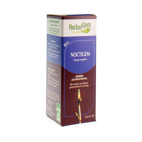 Herbalgem Noctigem Complex Bio 50Ml