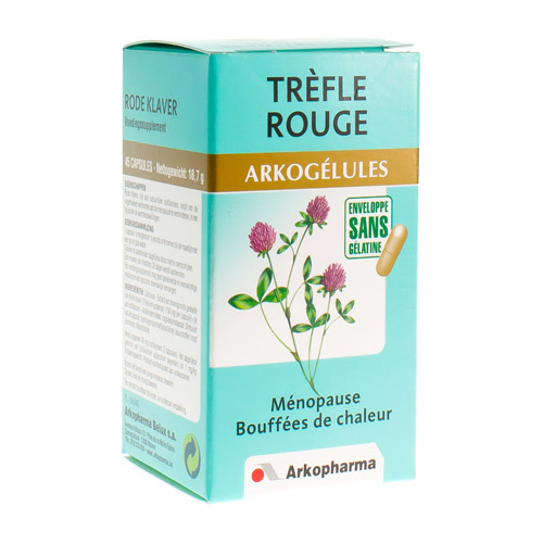 Arkocaps Trefle Rouge Vegetal  45 Capsules
