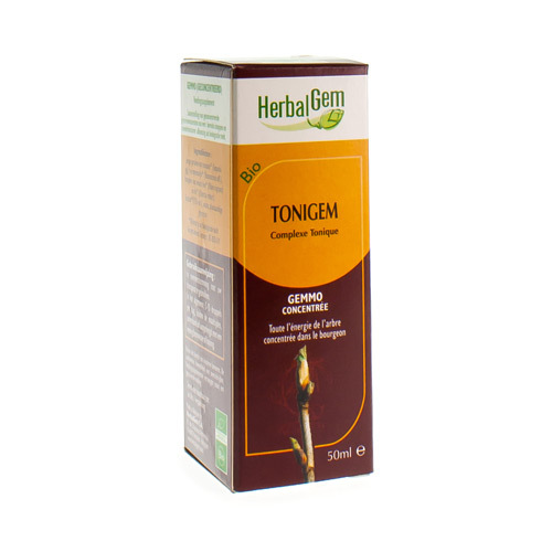 Herbalgem Tonigem Cplx Bio 50Ml