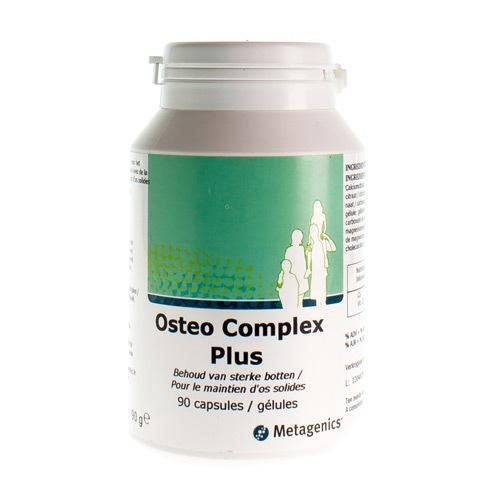 Osteocomplex Plus (90 Capsules)