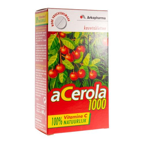 Arkopharma Acerola 1000  30 Kauwtabletten