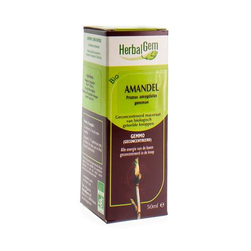 Herbalgem Amandel Maceraat Bio 50Ml