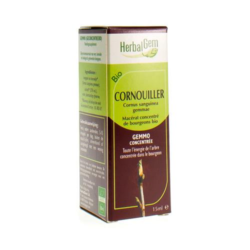 Herbalgem Cornouiller Macer Bio 15Ml