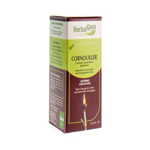 Herbalgem Cornouiller Macer.Bio 50Ml
