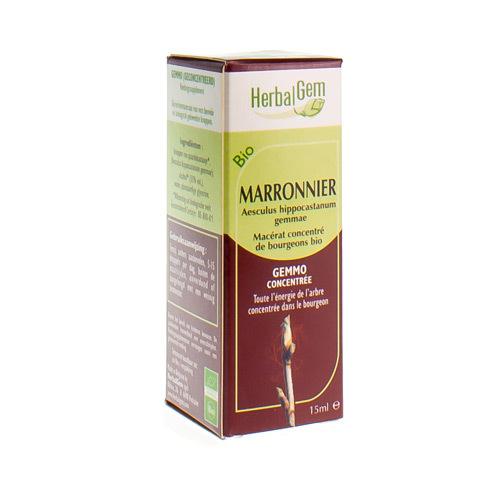 Herbalgem Marronnier Macera Bio 15Ml