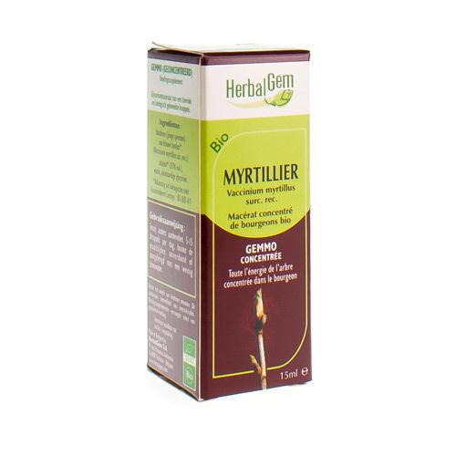 Herbalgem Myrtillier Macerat Bio 15Ml