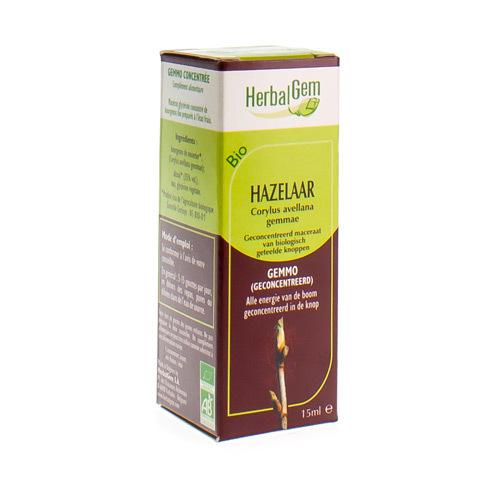 Herbalgem Hazelaar Maceraat Bio 15Ml