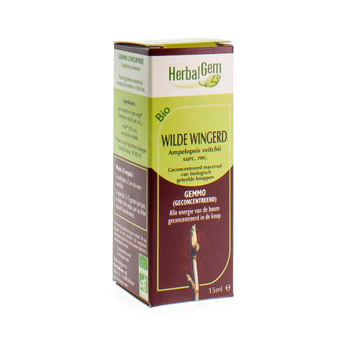 Herbalgem Wildewingerd Macer.Bio 15Ml
