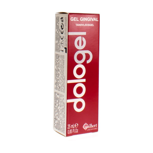 Dologel Tandvleesbalsem 25Ml