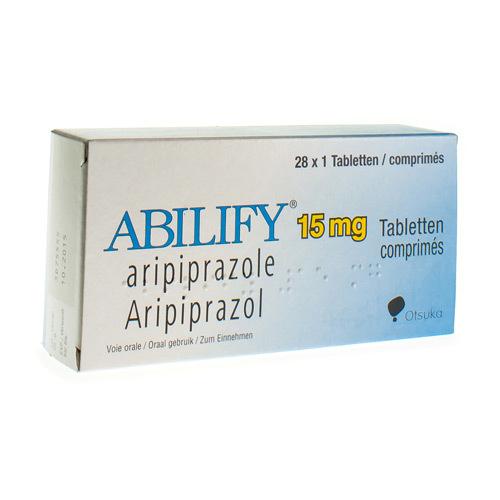 Abilify 15 Mg  28 Comprimes