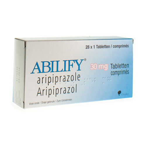 Abilify 30 Mg  28 Tabletten