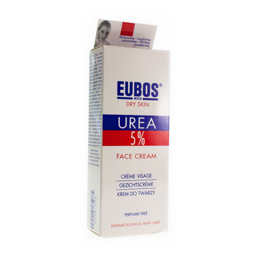 Eubos Urea 5% Creme Visage (50 Ml)