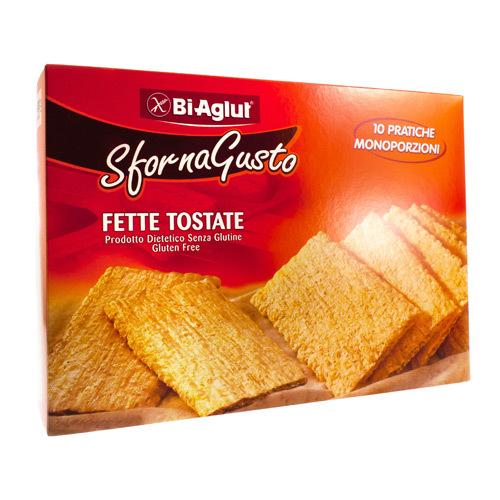Biaglut Toast Sans Gluten 240G