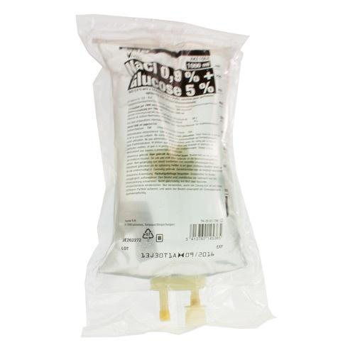 Viaflo Bax Nacl0,9%+Gluc5%Ae1064 1000Ml