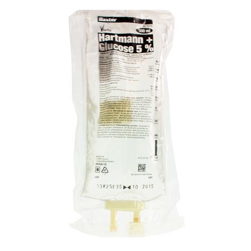 Viaflo Hartmann Gluc 5%  Ae2073 500Ml