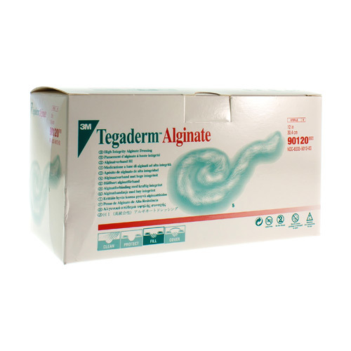 Tegaderm Alginate Steril 2 Cm X 30 Cm (5 Pieces)
