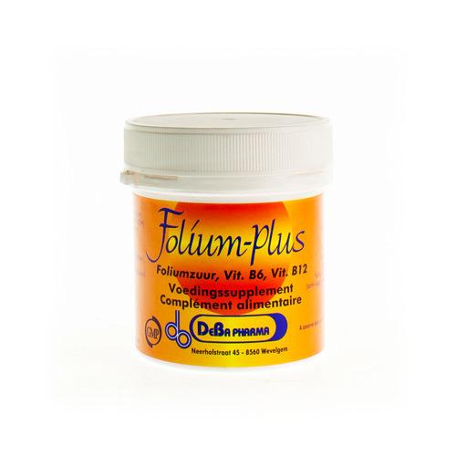 Folium Plus Deba 800 Mcg (100 Tabletten)