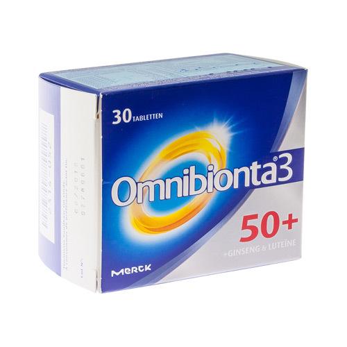 Omnibionta3 50+ (30 Tabletten)
