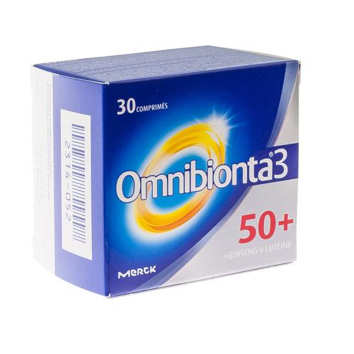 Omnibionta3 50+ (30 Comprimes)