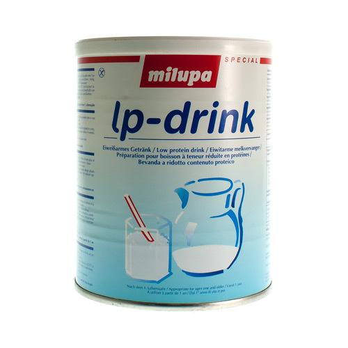 Milupa Lp-Drink (400 Gram)