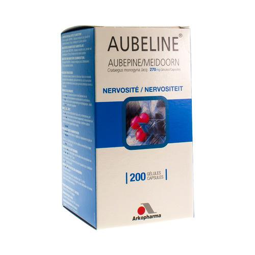Arkogelules Aubeline Aubepine 200Caps