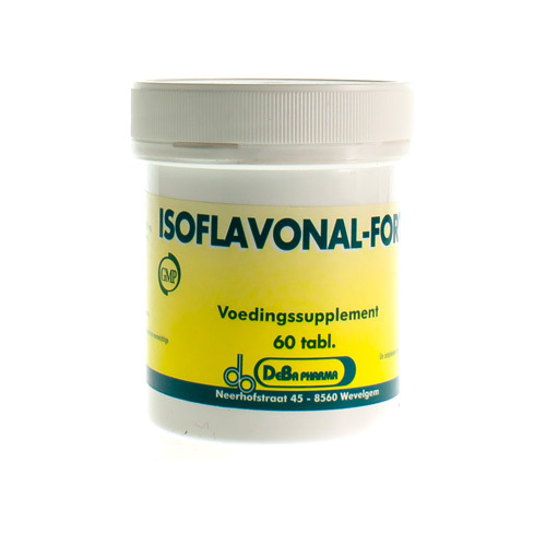 Isoflavonal Forte 80 Mg (60 Tabletten)
