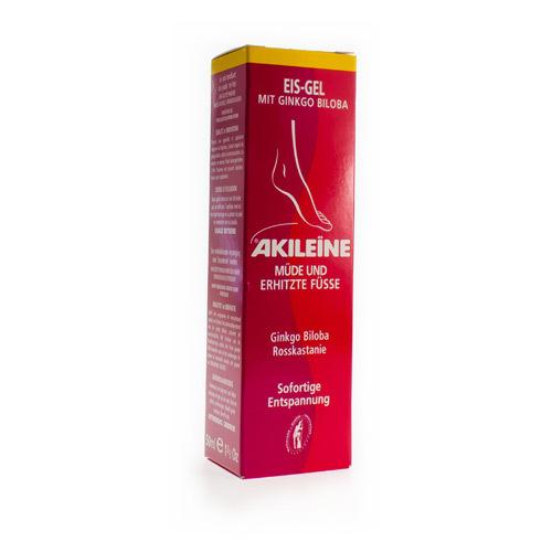 Akileine Rouge Gel Fraicheur Vive  50 Ml