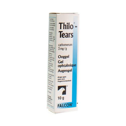 Thilo-Tears Ooggel 3 Mg/G (10 Gram)