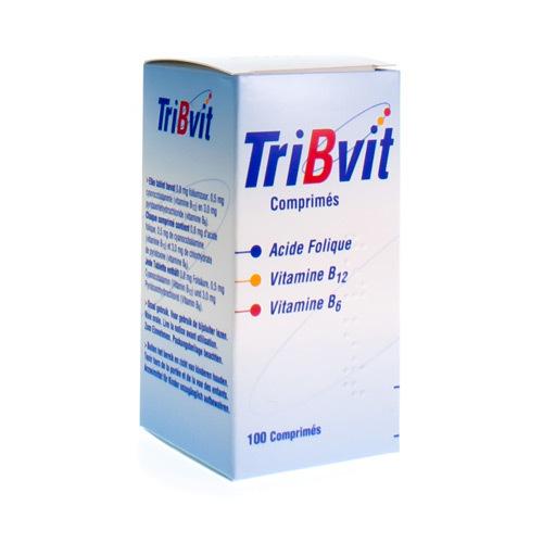 Tribvit (100 Comprimes)