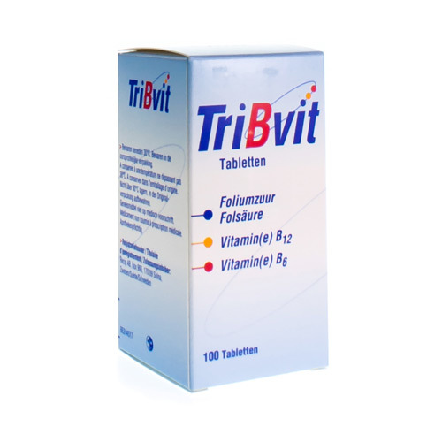Tribvit (100 Tabletten)