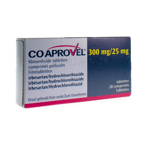 Coaprovel 300 Mg / 25 Mg  28 Comprimes