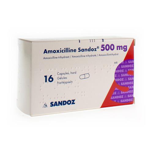 Amoxicillin 500mg Capsules | Drugs.com