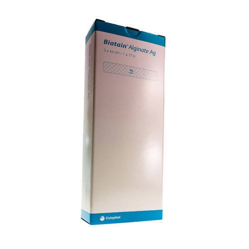 Biatain Alginate Ag Filler Ster 3 Cm X 44 Cm  10 Pieces