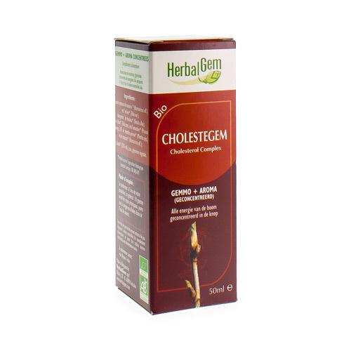 Herbalgem Cholestegem Cholesterol Complex (50 Ml)