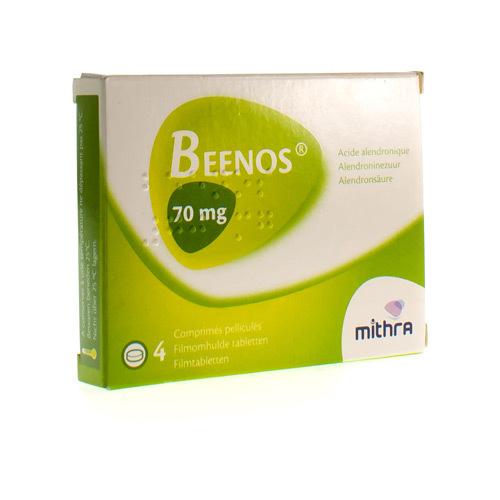 Beenos 70 Mg  4 Comprimes