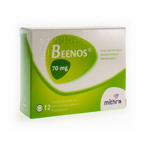 Beenos 70 Mg  12 Comprimes