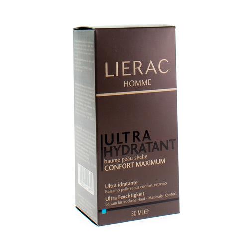 Lierac Homme Ultra Hydratant (50 Ml)