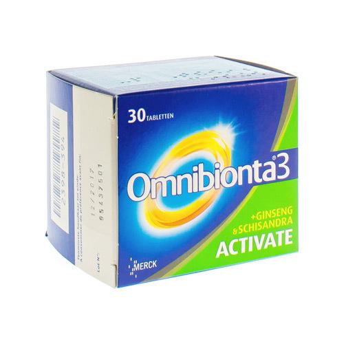 Omnibionta 3 Active (30 Tabletten)