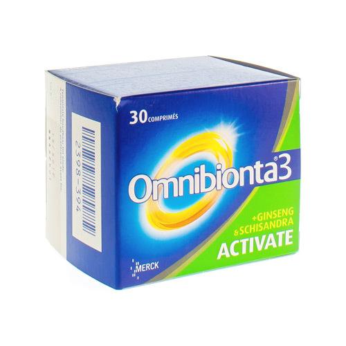 Omnibionta 3 Active (30 Comprimes)